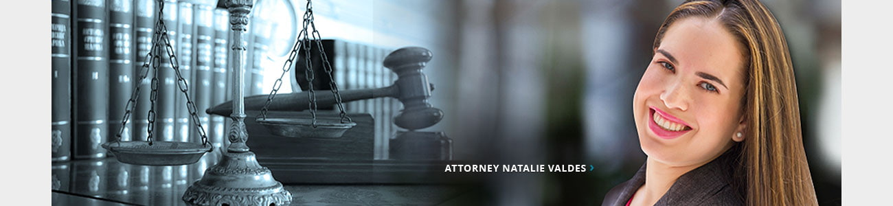 Picture of Attorney Natalie Valdes